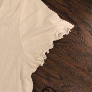 Forever 21 Other - white bodysuit